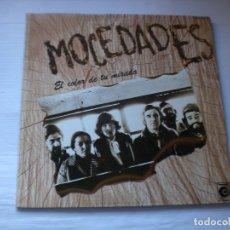 Discos de vinilo: MOCEDADES.- LP EL COLOR DE TU MIRADA.- 1976 DOBLE PORTADA. COMO NUEVO VER + FOTO. Lote 180124681