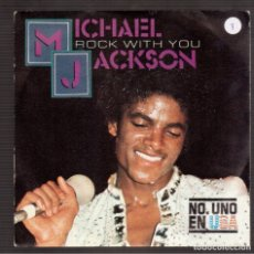 Discos de vinilo: SINGLES ORIGINAL MICHAEL JACKSON. Lote 180124893