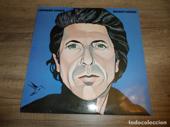 LEONARD COHEN - RECENT SONGS (Música - Discos - LP Vinilo - Cantautores Extranjeros)