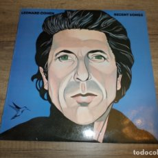 Discos de vinilo: LEONARD COHEN - RECENT SONGS. Lote 180124903
