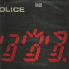Discos de vinilo: POLICE GHOST MACHINE. Lote 180126118