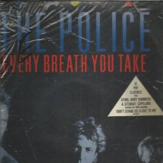 Discos de vinilo: POLICE EVERY BREATH. Lote 180126306