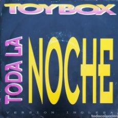 Discos de vinilo: DISCO TOY BOX (PROMO). Lote 180126510