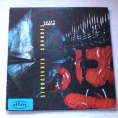 Discos de vinilo: LASRY BASCHET ESTRUCTURES SONORES LP 1967 EDIT. SP COMO NUEVO VER MAS DETALLES EN FOTO ADJUNTA + INF. Lote 180126723