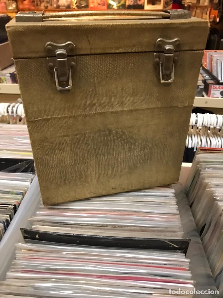 Discos de vinilo: Curso de idiomas Ruso en vinilo incluye maletín de transporte para los singles - Foto 4 - 180127077