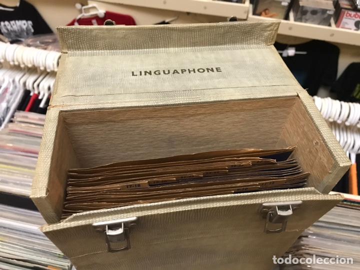 Discos de vinilo: Curso de idiomas Ruso en vinilo incluye maletín de transporte para los singles - Foto 5 - 180127077