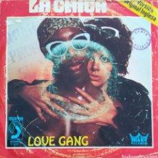 Discos de vinilo: DISCO LOVE GANG (PROMO). Lote 180127538