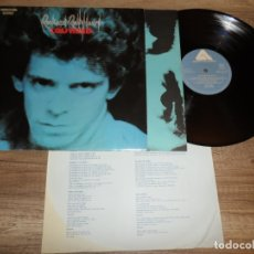 Discos de vinilo: LOU REED – ROCK AND ROLL HEART. Lote 180127950