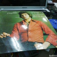 Discos de vinilo: CAMARÓN DE LA ISLA LP ARTE Y MAJESTAD 1975. Lote 180129735