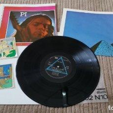 Discos de vinilo: DISCO + 2 PEGATINAS + 2 POSTERS - PINK FLOYD - TDSOTM - 1973. Lote 180130597