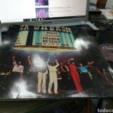 Discos de vinilo: MAZE FEATURING FRANKIE BEVERLY DOBLE LP CARPETA DOBLE U.S.A. 1981. Lote 180132283