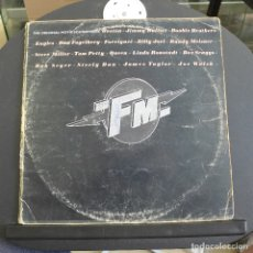 Discos de vinilo: THE ORIGINAL MOVIE SOUNDTRACK - FM. Lote 180132697