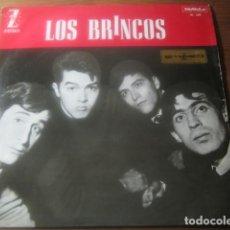 Discos de vinilo: LOS BRINCOS **** RARO LP ESPAÑOL NOVOLA 1964 ESTEREO. Lote 180137351