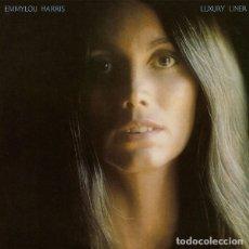Discos de vinilo: EMMYLOU HARRIS - LUXURY LINER - WARNER BROS. WB 56334 - 1977 - EDICIÓN HOLANDESA. Lote 180139417
