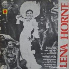 Discos de vinilo: LENA HORNE - LENA HORNE - NAPOLEON NLP 11070 - EDICIÓN ITALIANA. Lote 180139892