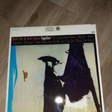 Discos de vinilo: HERB HELLIS & STUFF SMITH, JAZZ 60'S. Lote 180142842