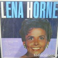 Discos de vinilo: LENA HORNE - LENA HORNE - ALLEGRO RECORDS ALL 755 - 1965 - EDICIÓN UK. Lote 180143173