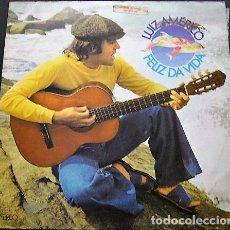 Discos de vinilo: LUIZ AMERICO - FELIZ DA VIDA. Lote 180144161