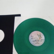 Discos de vinilo: TELEVISION PROVE IT / VENUS ( 1977 ELEKTRA UK ) SPECIAL LIMITED EDITION VINILO VERDE GREEN VINYL. Lote 180146098