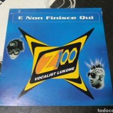 Discos de vinilo: Z100 - E NON FINISCE QUI. Lote 180146888