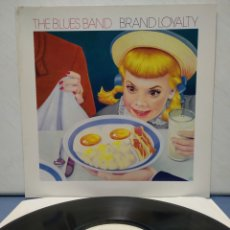 Discos de vinilo: THE BLUES BAND - BRAND LOYALTY 1982 ED ALEMANA. Lote 180150390