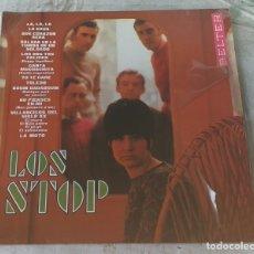 Discos de vinilo: LOS STOP: LA, LA, LA + 11 (BELTER 1968). Lote 180151893