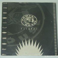 Discos de vinilo: MEGAMIX. VOL. 1 - POWER HOUSE RECORDS - SINGLE 1993 - PROMO. Lote 180155027