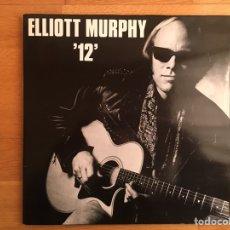 Discos de vinilo: ELLIOT MURPHY: '12'. Lote 180156040