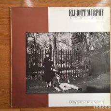 Discos de vinilo: ELLIOT MURPHY AND BAND: PARTY GIRLS/BROKEN POETS. Lote 180156220
