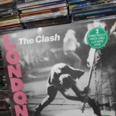 Discos de vinilo: THE CLASH LONDON CALLING 2LP. Lote 180160183