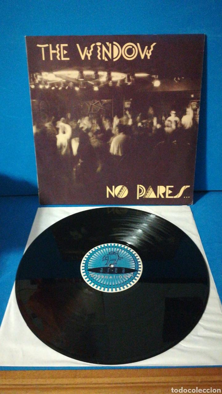 LP - THE WINDOWS - NO PARES... (Música - Discos - LP Vinilo - Disco y Dance)
