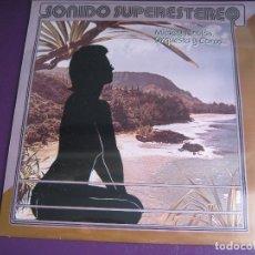 Discos de vinilo: MICKEY NICOLAS, ORQUESTA Y COROS LP DOBLON 1984 PRECINTADO - JAZZ BOP FRANCIA - EASY LISTENING. Lote 180167465