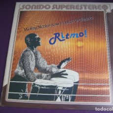 Discos de vinilo: MICKEY NICOLAS Y SU TROPICAL ORQUESTA LP DOBLON 1984 - RITMO - EASY LISTENING FRANCIA - LATIN FUNK . Lote 180167685