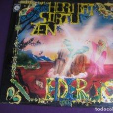 Discos de vinil: EIDER LP NOVOLA 1978 ZAFIRO PRECINTADO - HERRI BAT SORTU ZEN - FOLK VASCO - EUSKADI EUSKERA. Lote 180168186