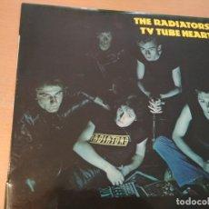 Discos de vinilo: THE RADIATORS TV TUBE HEART LP SPAIN 1978. Lote 180176108