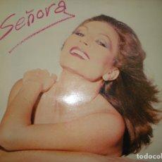 Discos de vinilo: ROCIO JURADO, SEÑORA.. Lote 180183151