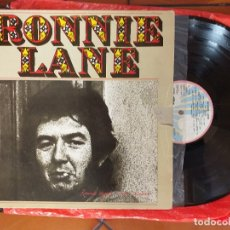 Discos de vinilo: LP. RONNIE LANE. SLIM CHANCE.. Lote 180183822