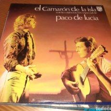 Dischi in vinile: DISCO VINILO LP EL CAMARON DE LA ISLA Y PACO DE LUCIA. Lote 180187953