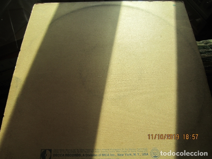 Discos de vinilo: THE WHO - LIVE AT LEEDS LP - ORIGINAL U.S.A. - DECCA RECORDS 1970 - GATEFOLD COVER - - Foto 11 - 180191348