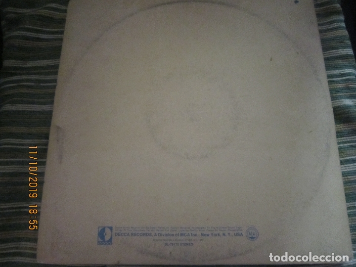 Discos de vinilo: THE WHO - LIVE AT LEEDS LP - ORIGINAL U.S.A. - DECCA RECORDS 1970 - GATEFOLD COVER - - Foto 23 - 180191348