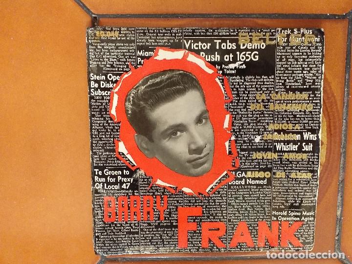 BARRY FRANK CON JIMMY CARROLL Y SU ORQUESTA. EP (Música - Discos de Vinilo - EPs - Cantautores Extranjeros)