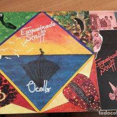 Discos de vinilo: ESQUEIXADA SNIFF (OCELLS) LP ESPAÑA 1979 (B-7). Lote 180203063