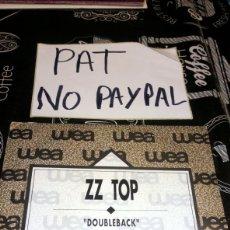 Discos de vinilo: ZZ TOP DOUBLEBACK. Lote 180204490