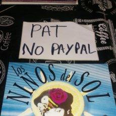 Disques de vinyle: LORCA LOS NIÑOS DEL SOL. Lote 180204545