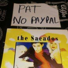 Disques de vinyle: THE SACADOS HOUSE ROLL. Lote 180204891