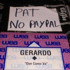 Disques de vinyle: GERARDO OYE COMO VA. Lote 180205116