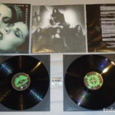 Discos de vinilo: TYPE O NEGATIVE - BLOODY KISSES - 2XLP [ROADRUNNER RECORDS, 2007]. Lote 180208277