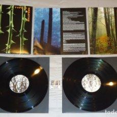 Discos de vinilo: TYPE O NEGATIVE - OCTOBER RUST - 2XLP [ROADRUNNER RECORDS, 2006]. Lote 180208372