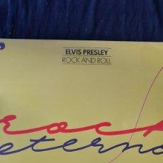 Discos de vinilo: LP. ELVIS PRESLEY. ROCK AND ROLL. ROCK ETERNO. 1968.. Lote 180218658