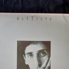 Discos de vinilo: LP. BATTIATO. FRANCO BATTIATO. NOMADAS. 1986.. Lote 180220575